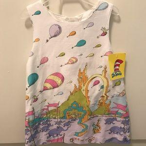 Other - Dr. Seuss dress NWT